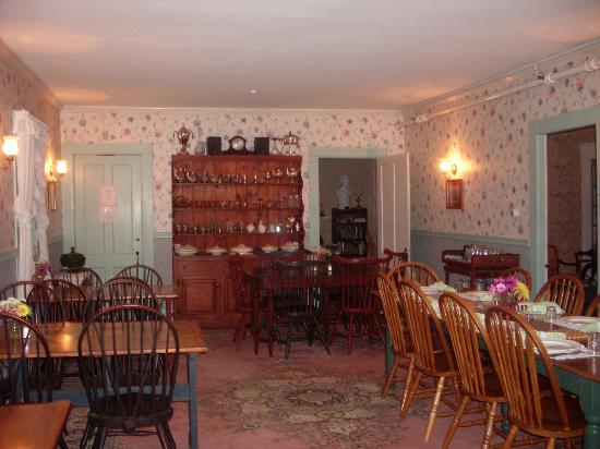 The Wilson House: Main Dining Room