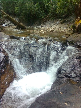 Kluang, Malezja: third waterfall