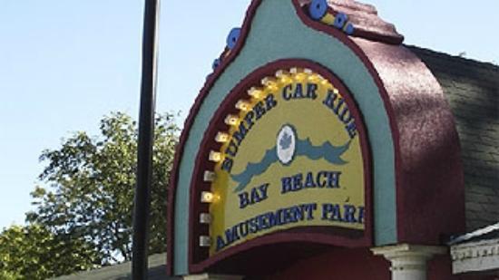 Bay Beach Amut Park Green Wisconsin