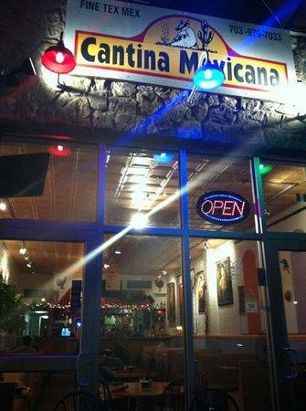 Mexican Restaurants Near Reagan Airport