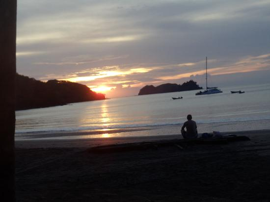 Hotel Bosque del Mar Playa Hermosa: Best beach in Guanacaste