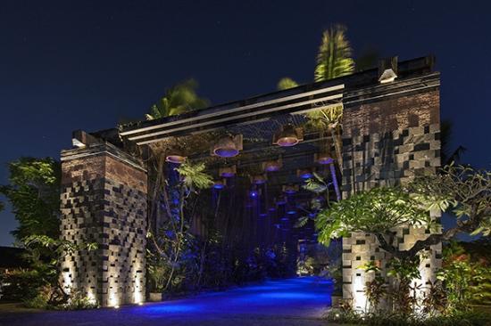 The St. Regis Bali Resort: Rainforest Gate
