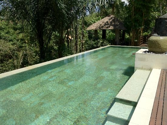 The Purist Villas and Spa: Main pool