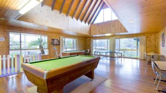 Village Resort: Village Games Room