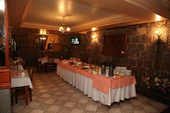 Serafina Corrêa, RS: restaurante