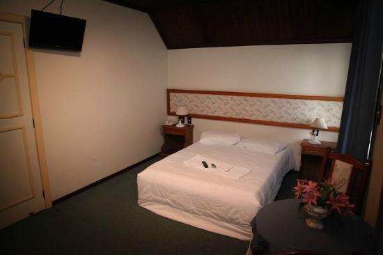 Via Genova Parque Hotel: quarto