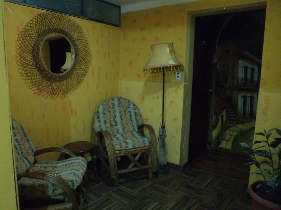 Hostal Sol Andino: 2nd floor