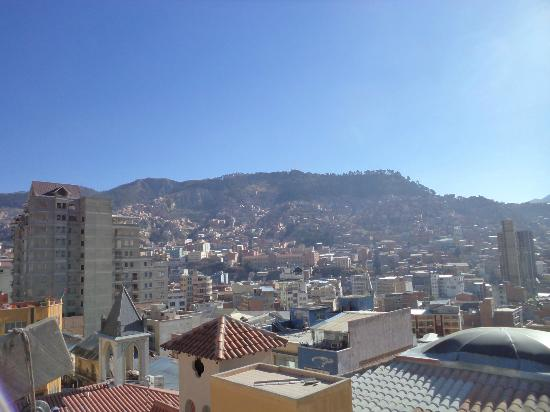 Hostal Sol Andino: view from the rooftop