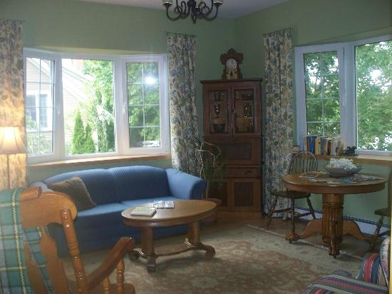 Duncreigan Country Inn: Common Room
