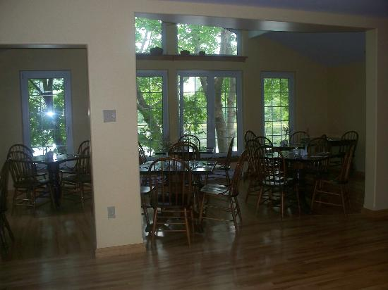 Duncreigan Country Inn: Dining Room where breakfast is served
