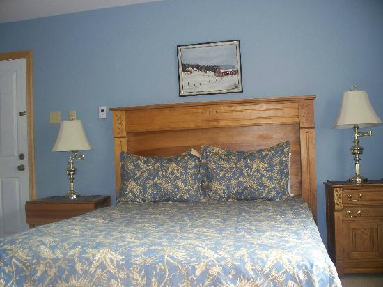 Duncreigan Country Inn: Queen size comfy bed