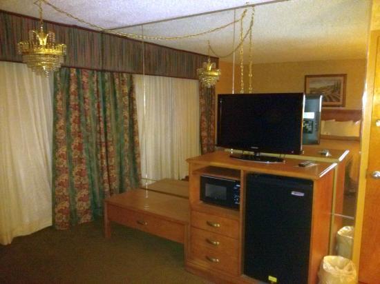 Clarion Inn: rm 602