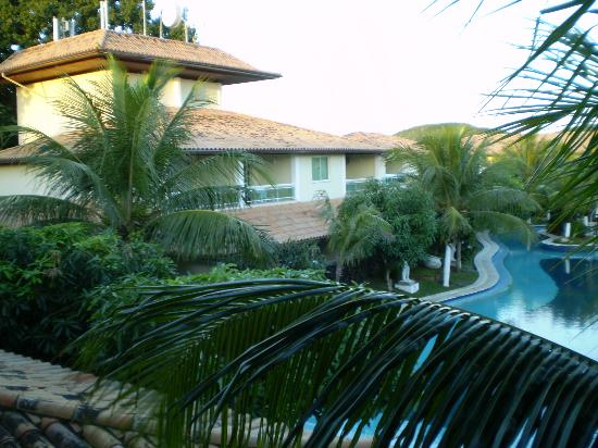 Atlantico Buzios Hotel: Área externa