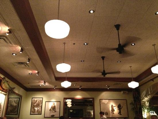 Twin City Grill: Inside the Back Room