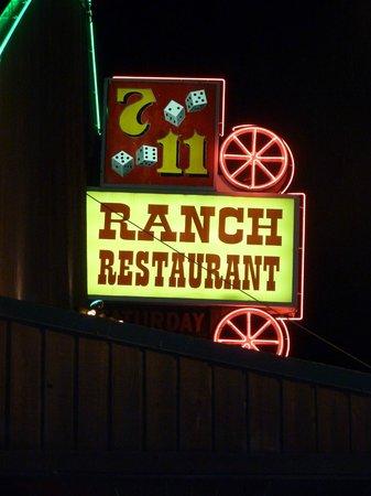 7-11 Ranch Restaurant
