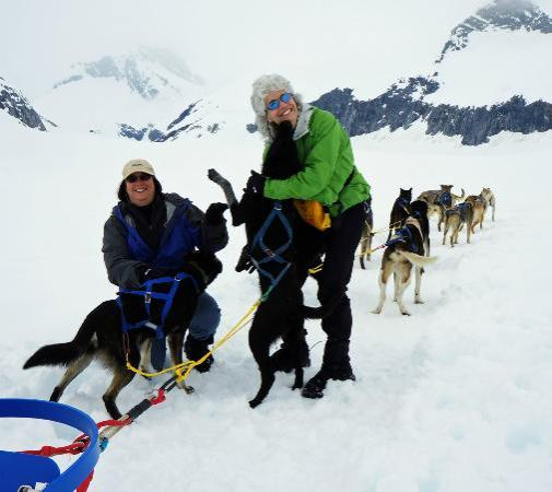Alaska Icefield Expeditions: Before the ride