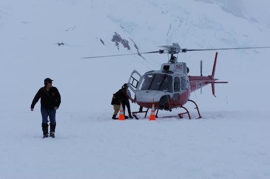 Alaska Icefield Expeditions: Helicopter