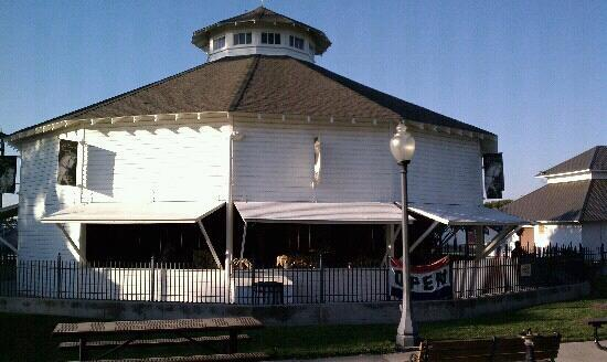 Kit Carson County Carousel: The Carousel House