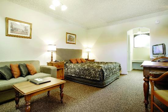 Hotel Bruce County: Queen room