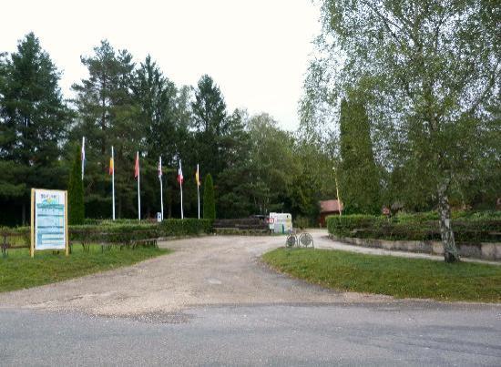 Trelachaume Campground: Camping Trélachaume
