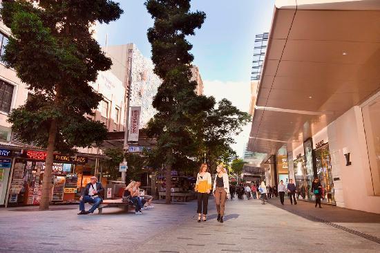 皇后街购物中心