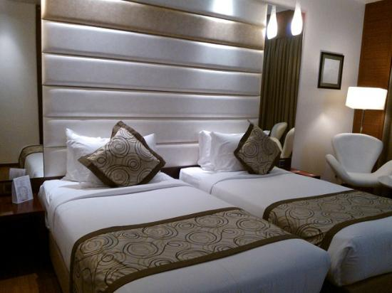 Daspalla Hotel: Room - Beds