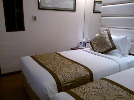 Daspalla Hotel: Room Bedside