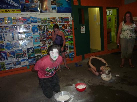 JJ's Backpackers Hostel: Halloween Party