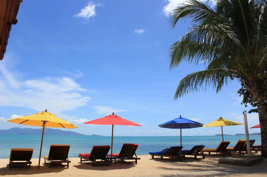 Hacienda Beach Resort: BEACH RESORT KOH SAMUI
