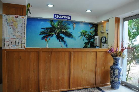 All Seasons Beach Classic: lobby