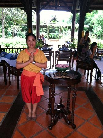 Angkor Village Resort: Restaurant - Great Service!