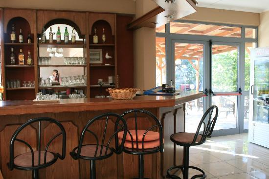 Hotel Glaros: Bar