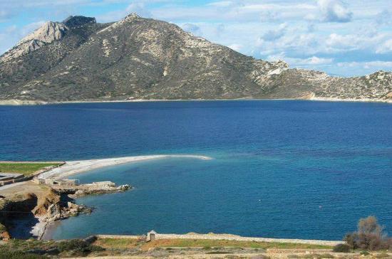 Aquapetra Hotel: Μαγικό κολπάκι