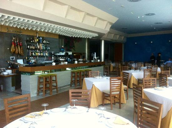 Marisquería Godoy: Godoy Marisqueria - interior view