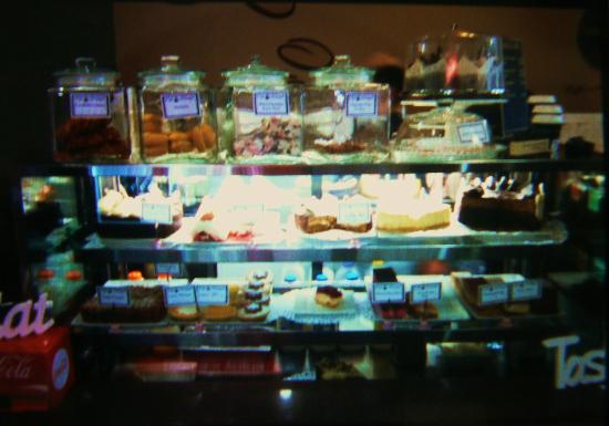Cafe Ninety Four: All home Made Cakes and other other Foods