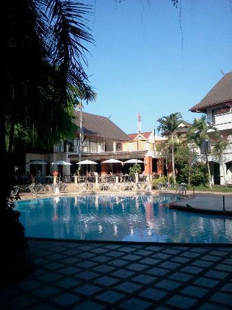 Pinnacle Grand Jomtien Resort: Ресторан