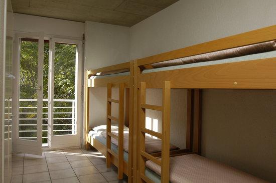 Jugendherberge Sion: Mehrbettzimmer