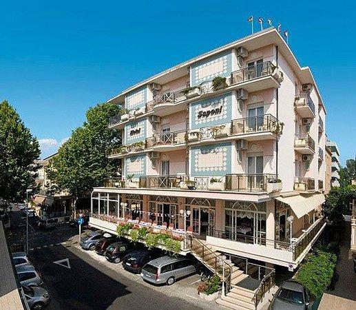 Marebello, Italy: hotel