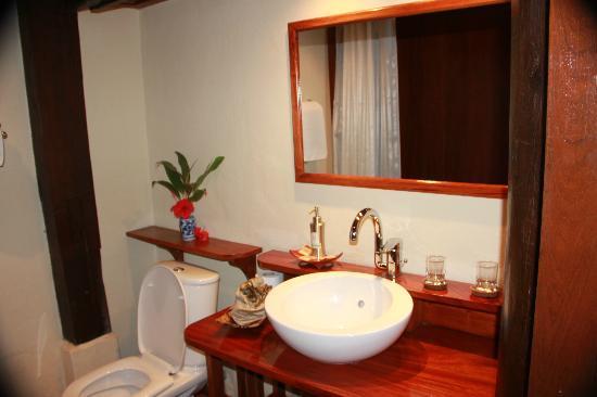 Villa Maydou : Salle-de-bains