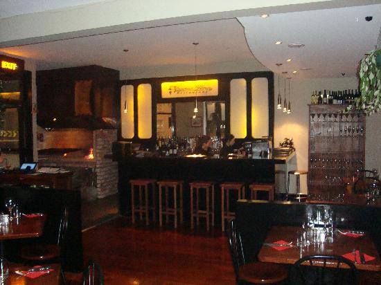 Buenos Aires Restaurant Woodfire Grill: Bar