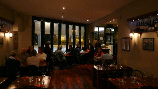 Buenos Aires Restaurant Woodfire Grill: Salon