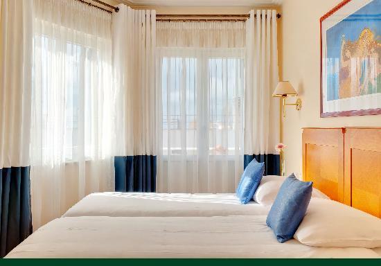 Hapimag Resort: Bedroom