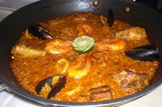 HOLA Spanish Food
