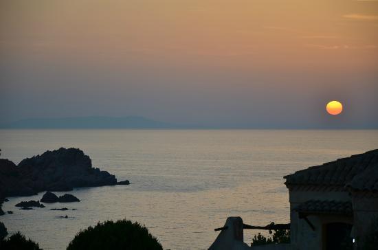 Calarossa Village: il tramonto