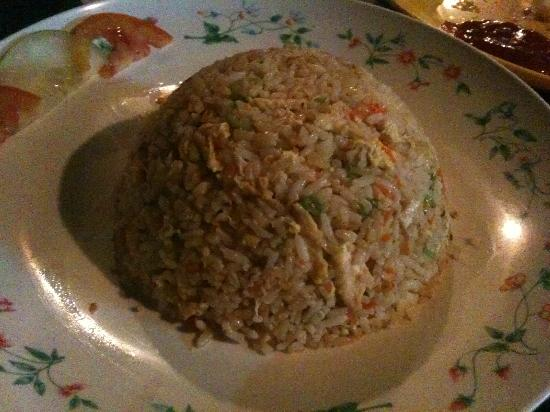 Sepilok Jungle Resort: Fried RIce