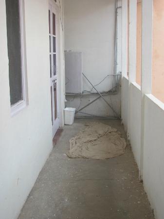 Marvel Umed Hotel : corridoio