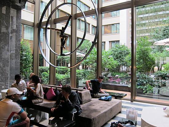 Mandarin Oriental, Paris: Lobby