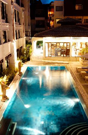 Avantika Boutique Hotel: Pool