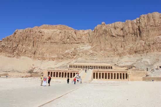 Temple of Hatshepsut at Deir el Bahari: Hatchepsut Temple