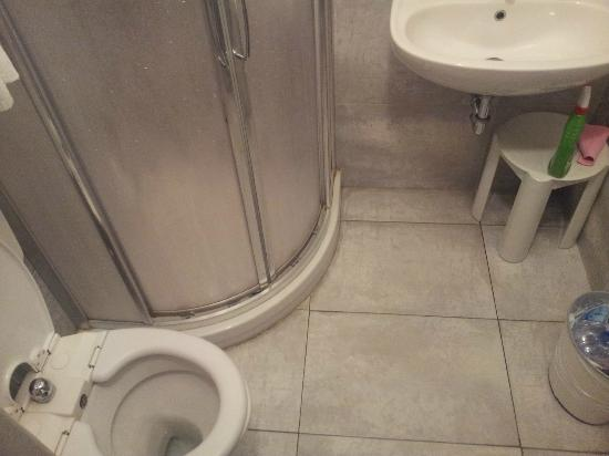 Hotel Coelho: grandezza bagno